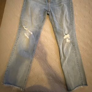 Vigoss Women's Boyfriend Jeans Sz 29 High Rise